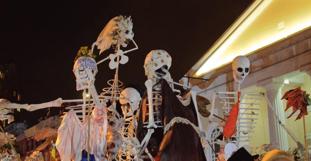 Village Halloween Parade in New York City