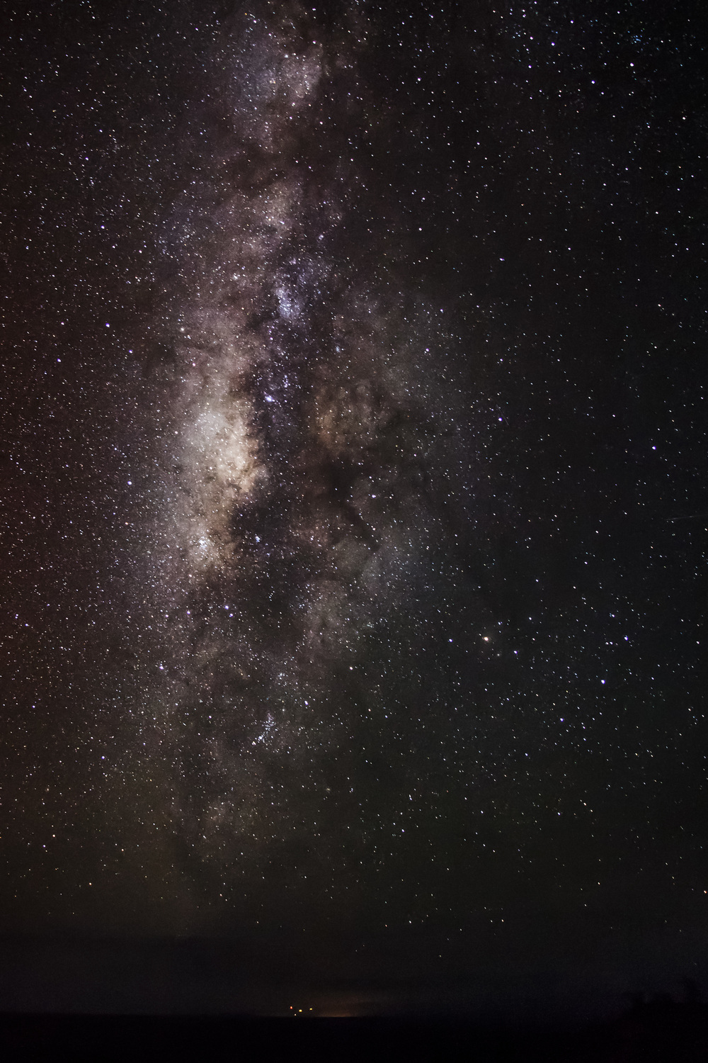 Big Island, Hawaii Milky Way