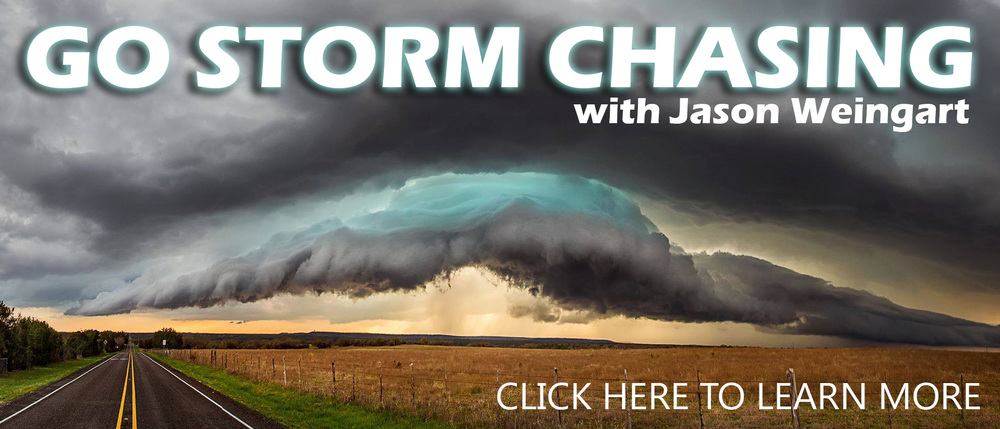 tornado tours storm chase chasing tour workshop photography ride along