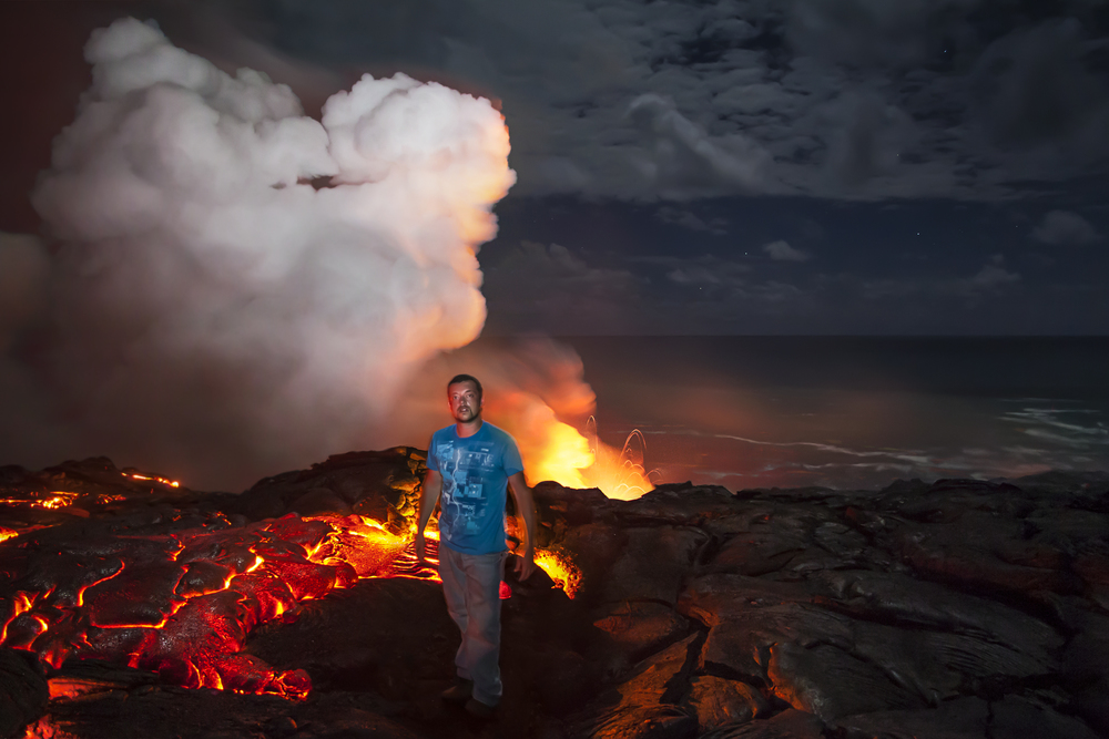 Would you like an up close and personal view of lava and volcanoes? Jason Weingart is hosting a photography workshop on the Big Island of Hawaii in 2017.