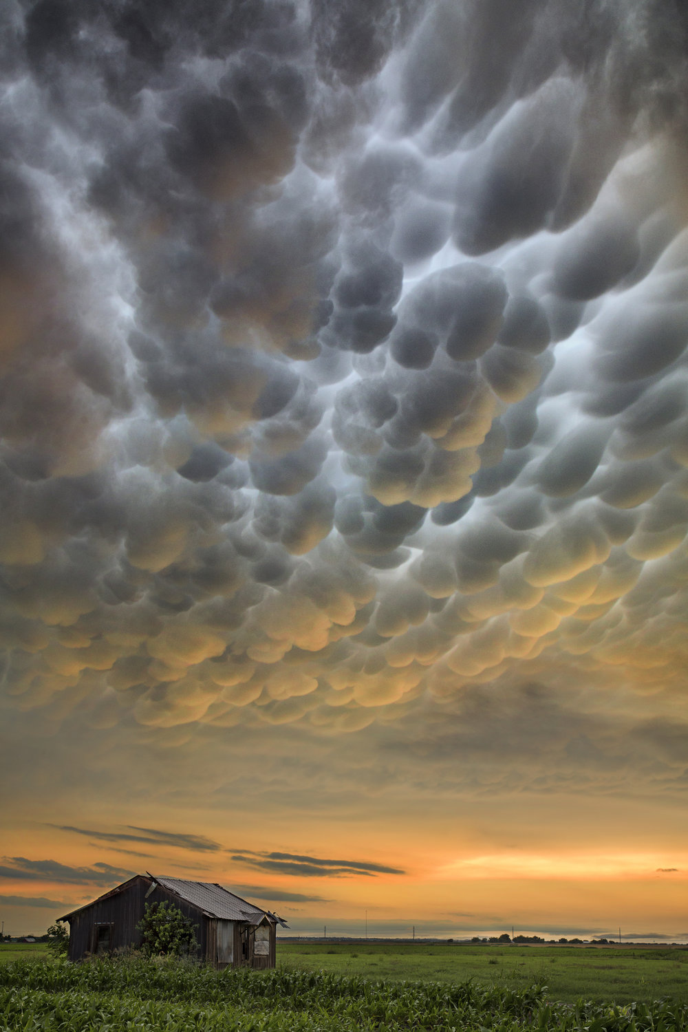 Jason Weingart Photography mammatus clouds