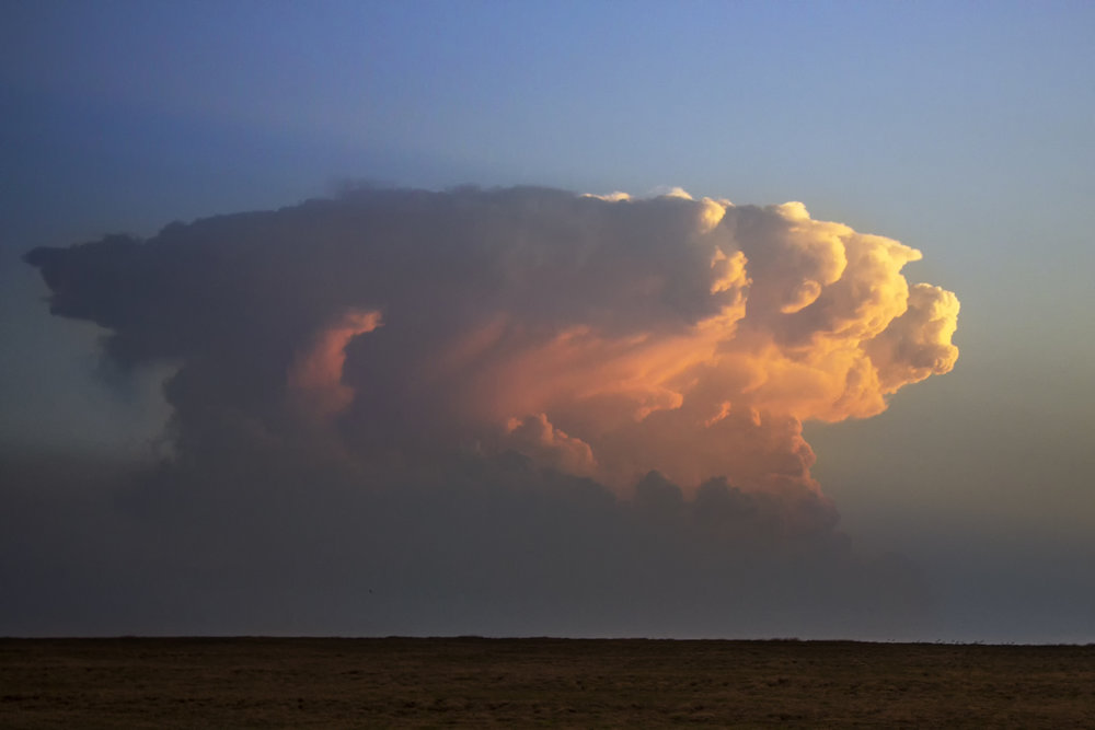 Turkey, Tx Supercell