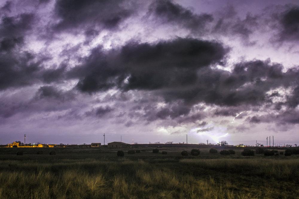 Briggs, Texas Lightning