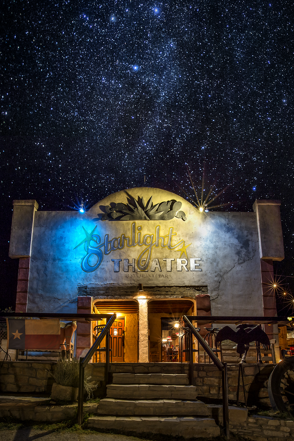 2017 astrophotography workshop big bend terlingua texas milky way starlight theatre
