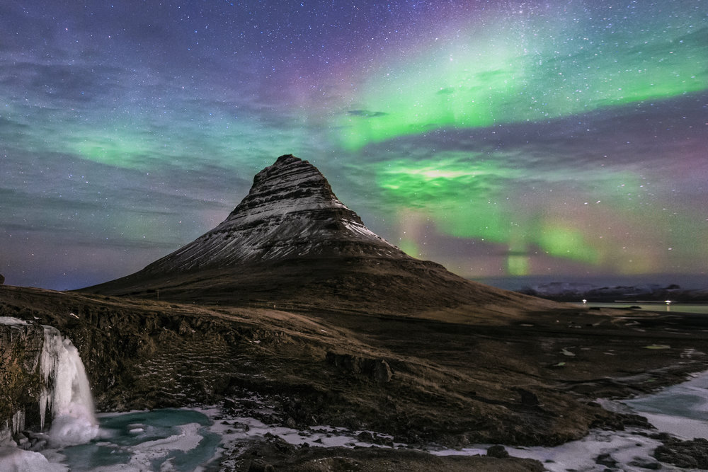 Learn to light your foreground to produce dramatic night images.