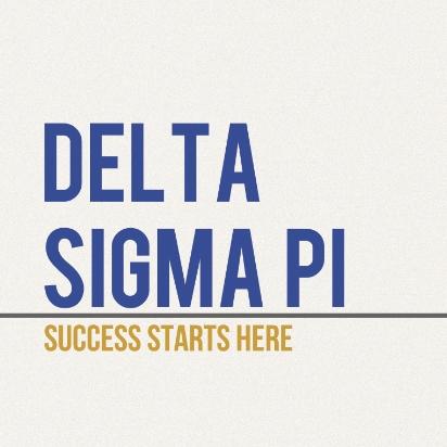 Delta Sigma Pi - Nu Rho - Print, T-shirt Design, Branding