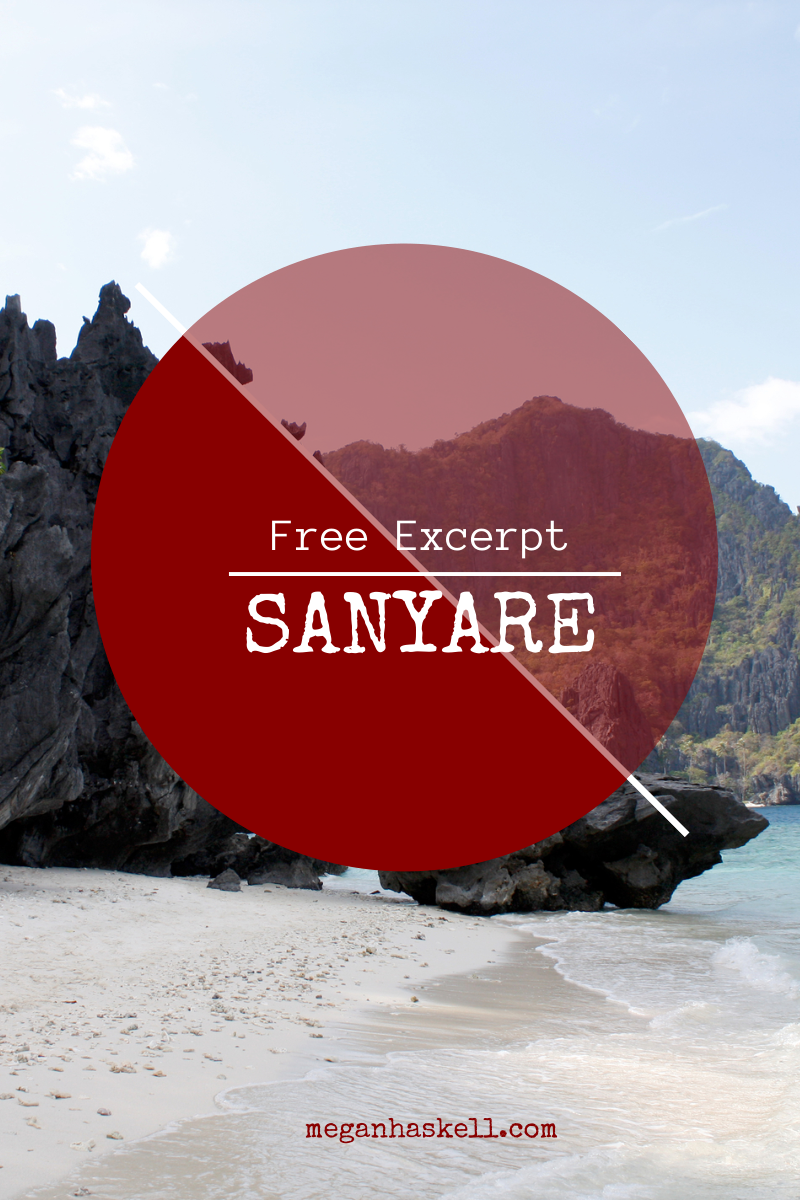 Free Excerpt from SANYARE Chapter 1