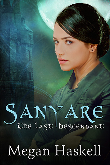 Sanyare: The Last Descendant, now available for pre-order at Amazon.com