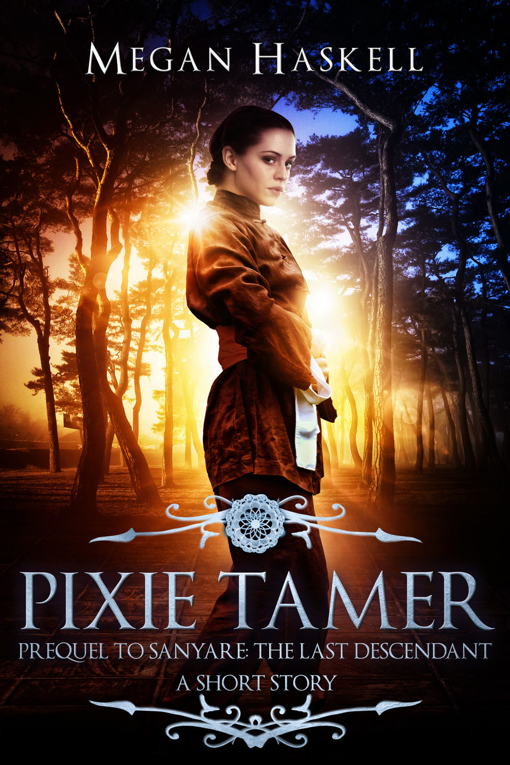 And so does  Pixie Tamer!