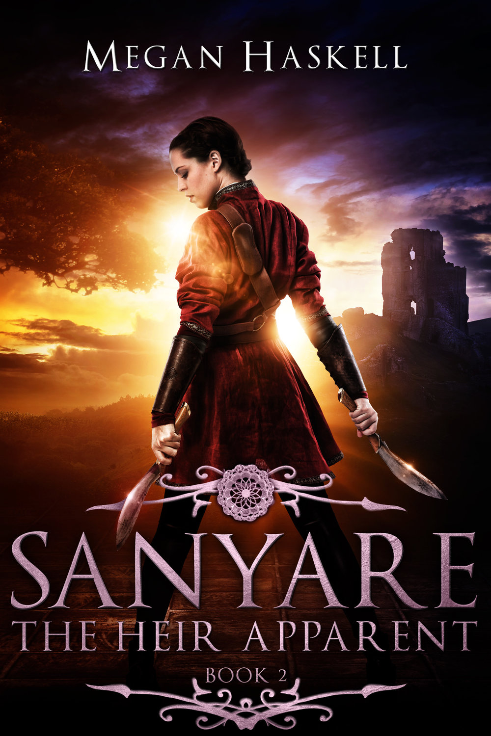 Sanyare: The Heir Apparent, For Sale September 21, 2016!