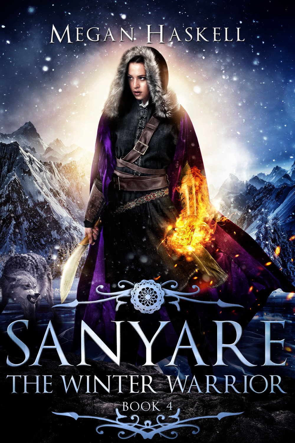 Sanyare The Winter Warrior