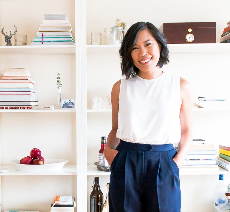 The Cool Friend We All Want: A Fashion Stylist Shares Her Secrets  - APARTMENT THERAPY, JULIA BRENNER