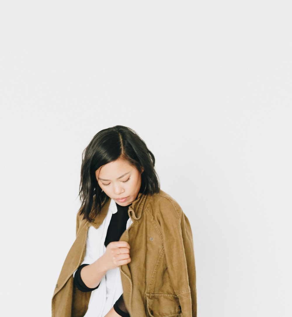 Friends of Woodlot: Vancouver Stylist, Elim Chu - WOODLOT, LIZ HAMMOND