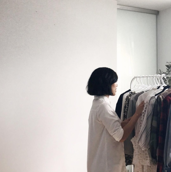 How to Purge your Closet for Spring - VANCITY BUZZ, CHRYSTAL KWON