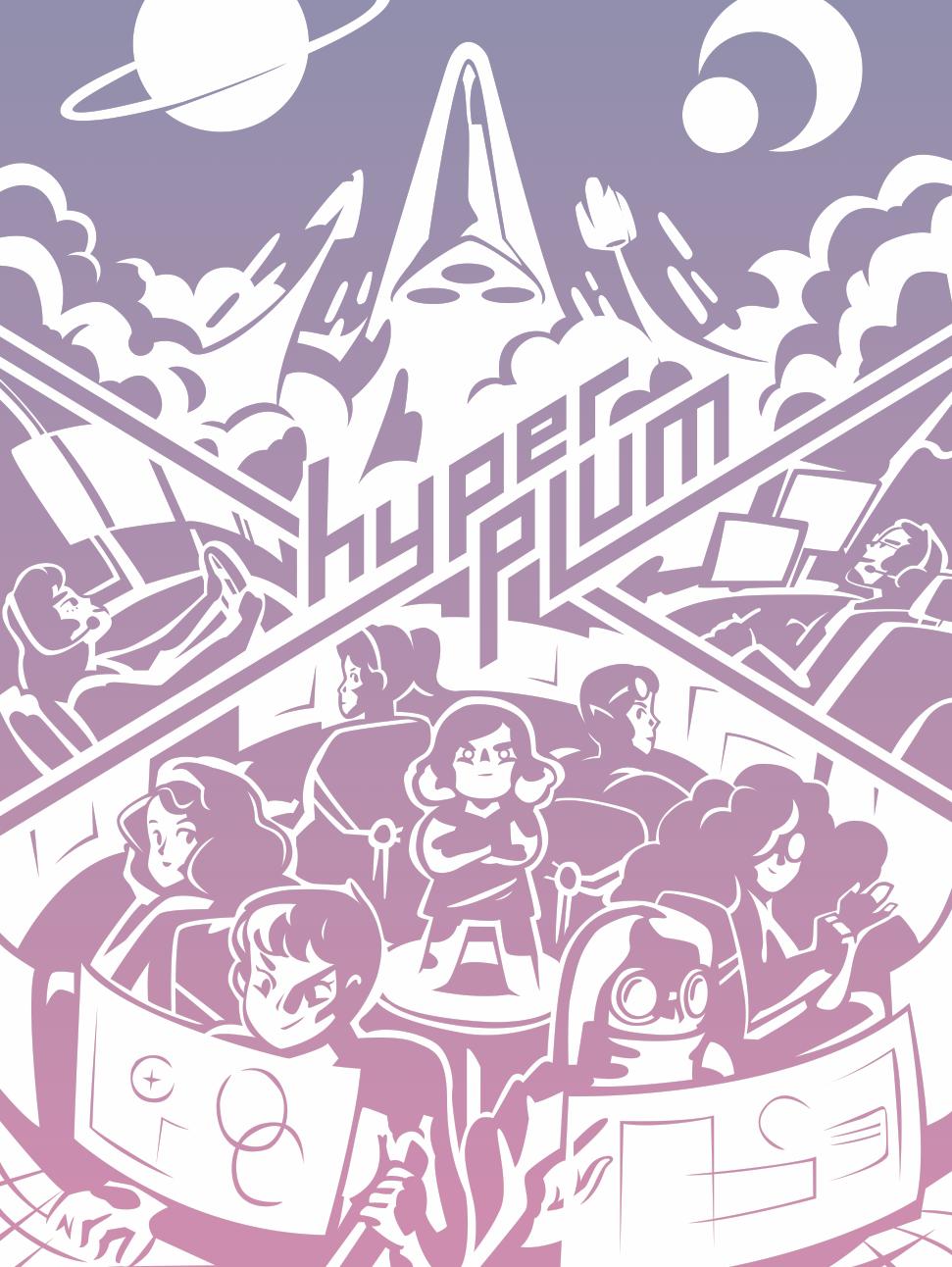 hyperplum poster