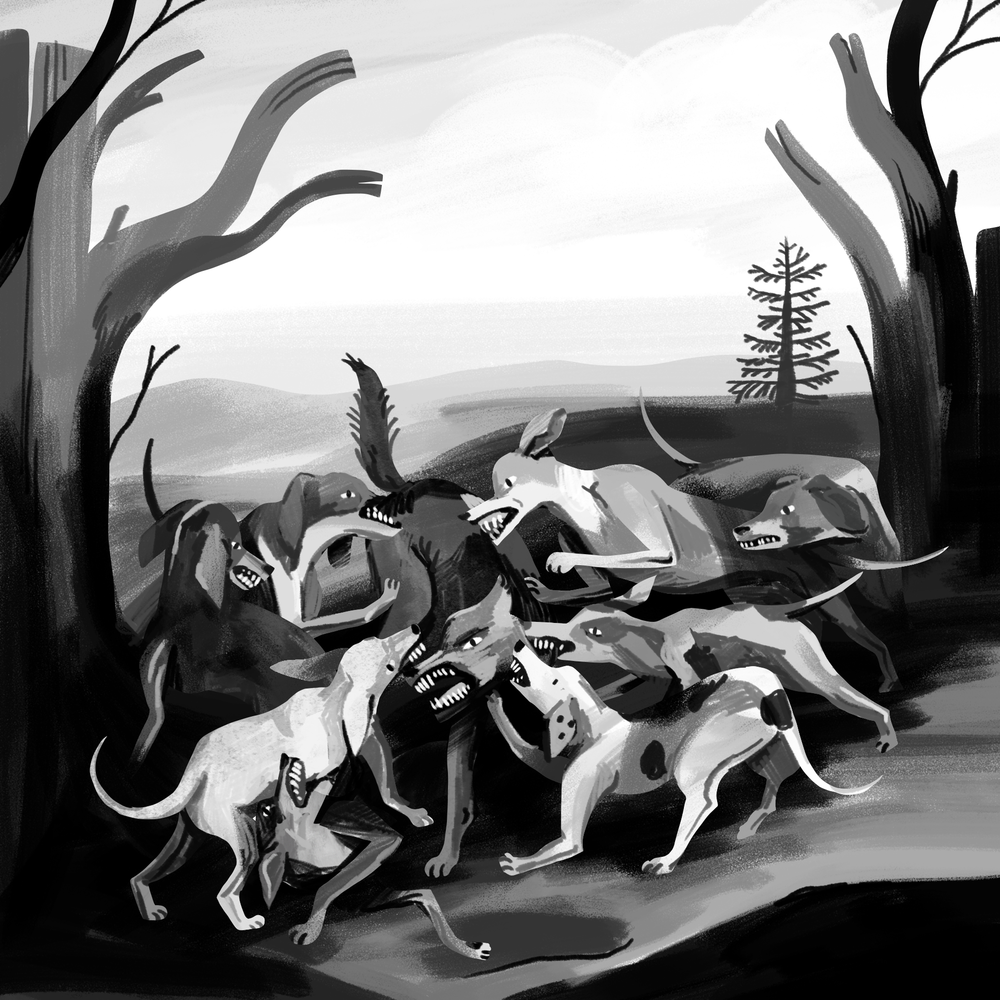 Hunting Dogs (2019)