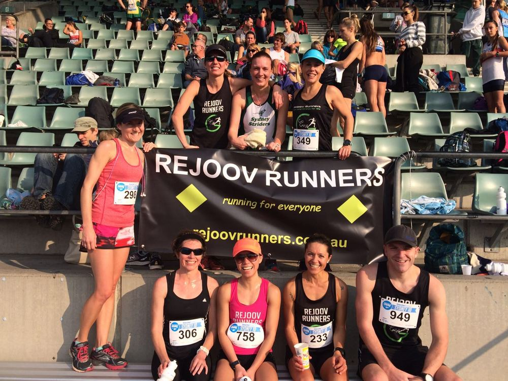 Sydney 10k 7th May 2016 at Homebush