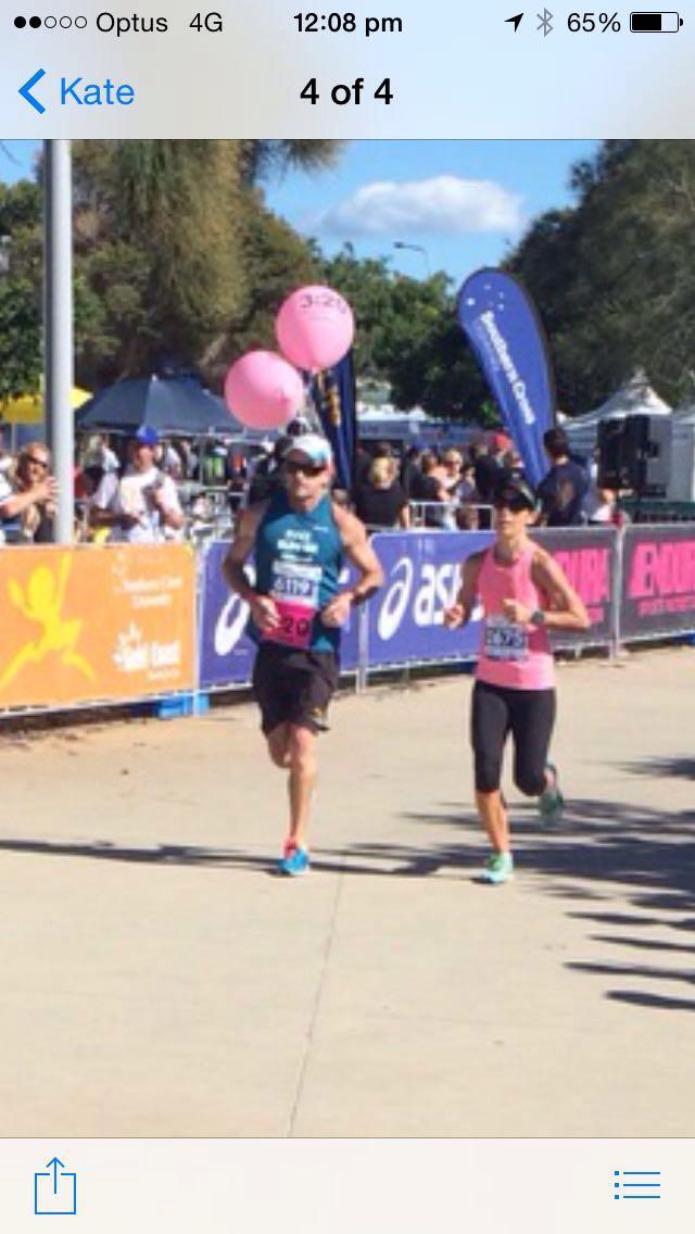 Hayley Kain - marathon 3.17.26