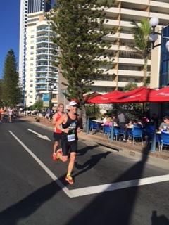 John Clothier 2.52 marathon - Chris' online runner