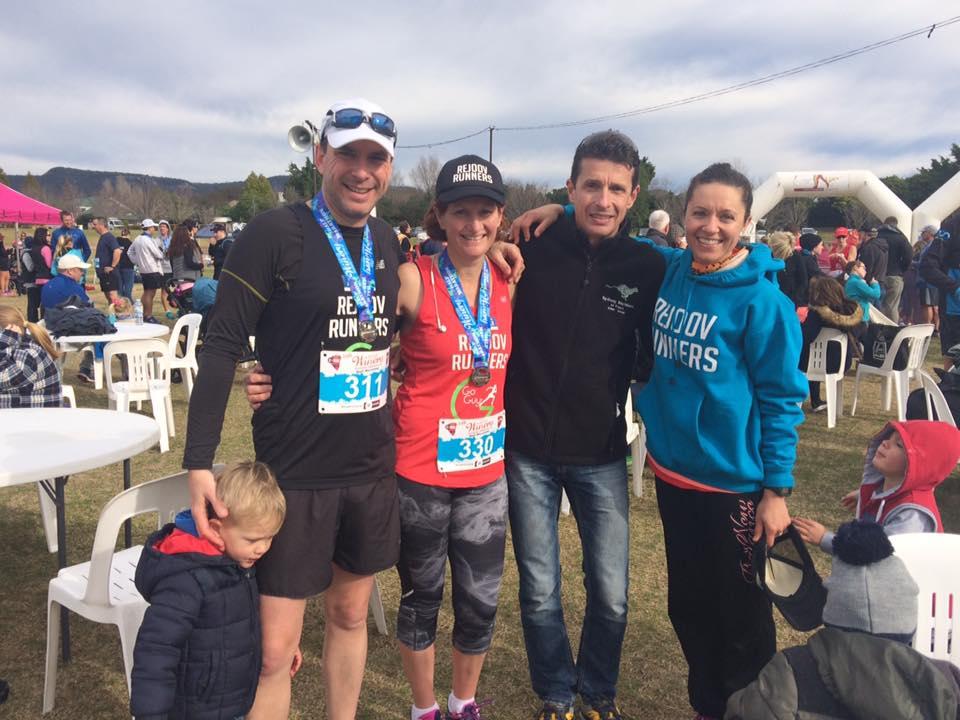 Hunter half marathon 2016