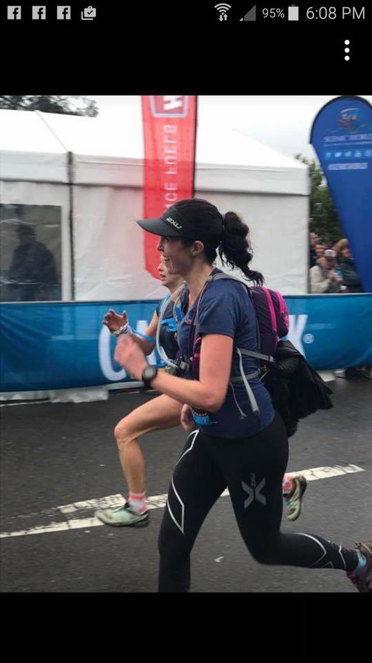 well done natalie ward - online runner - on your uta 22k pb - great finish!!