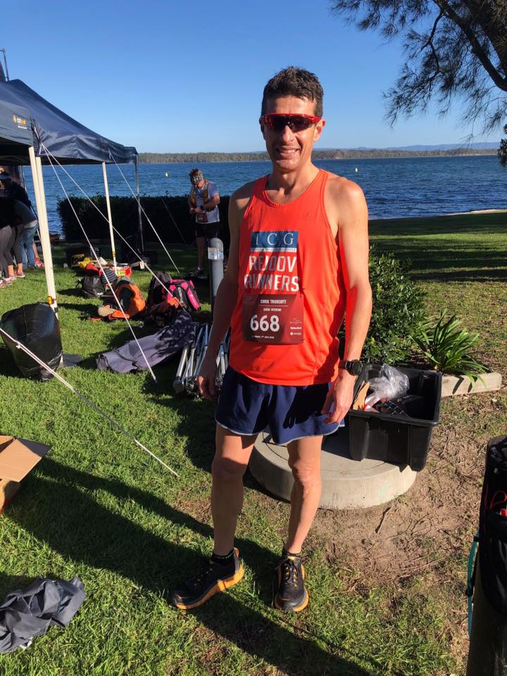 Chris wins rafferties coastal run 22k in record time 2018