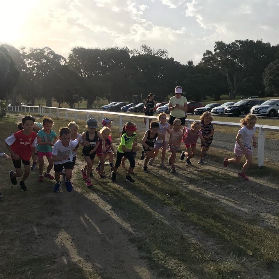 WFTC Kids race jan 2019