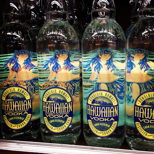 Hello, ladies! Our new hula girls have found their way to the shelves of Whole Foods just in time for the Kailua location's 3rd birthday tomorrow!  We will be sampling from 4:00 to 7:00 if you find yourself in the neighborhood.