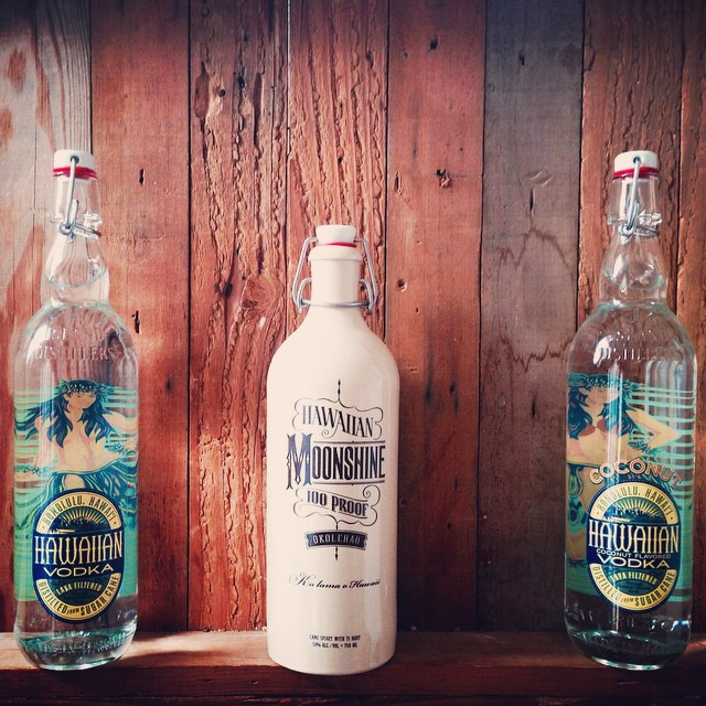We've left some room in the family photo for new additions this year.  Be sure to keep an eye out.  #hawaii #islanddistillers #spirits