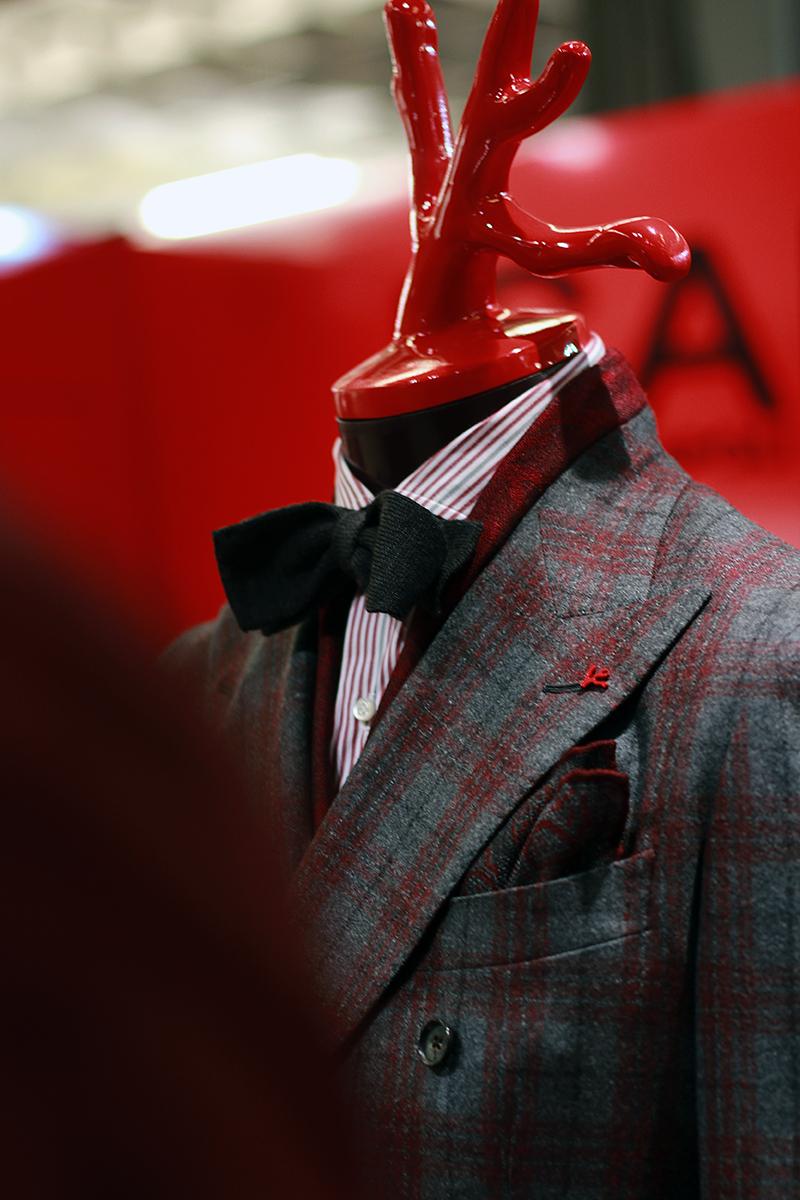 grigio + rosso