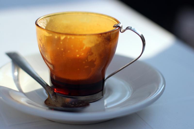 Un Cafe Ristretto