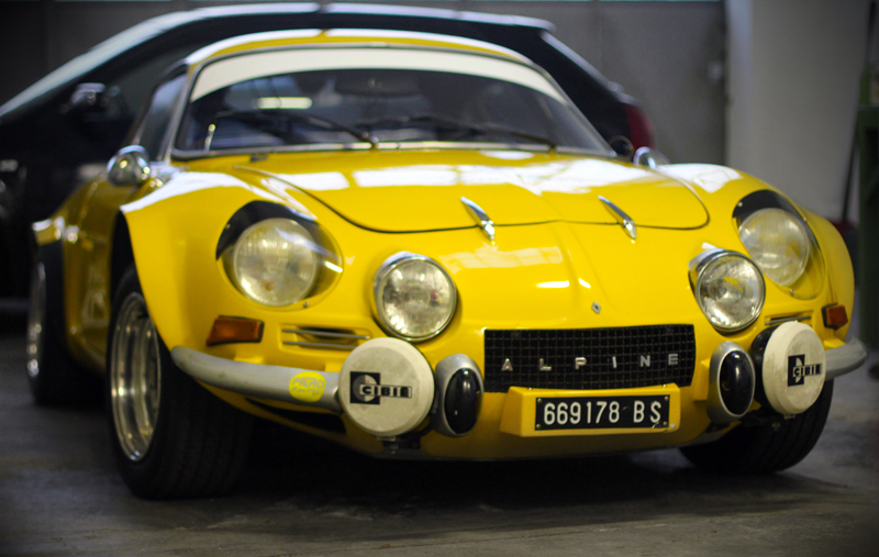 Alpine A110   Champion