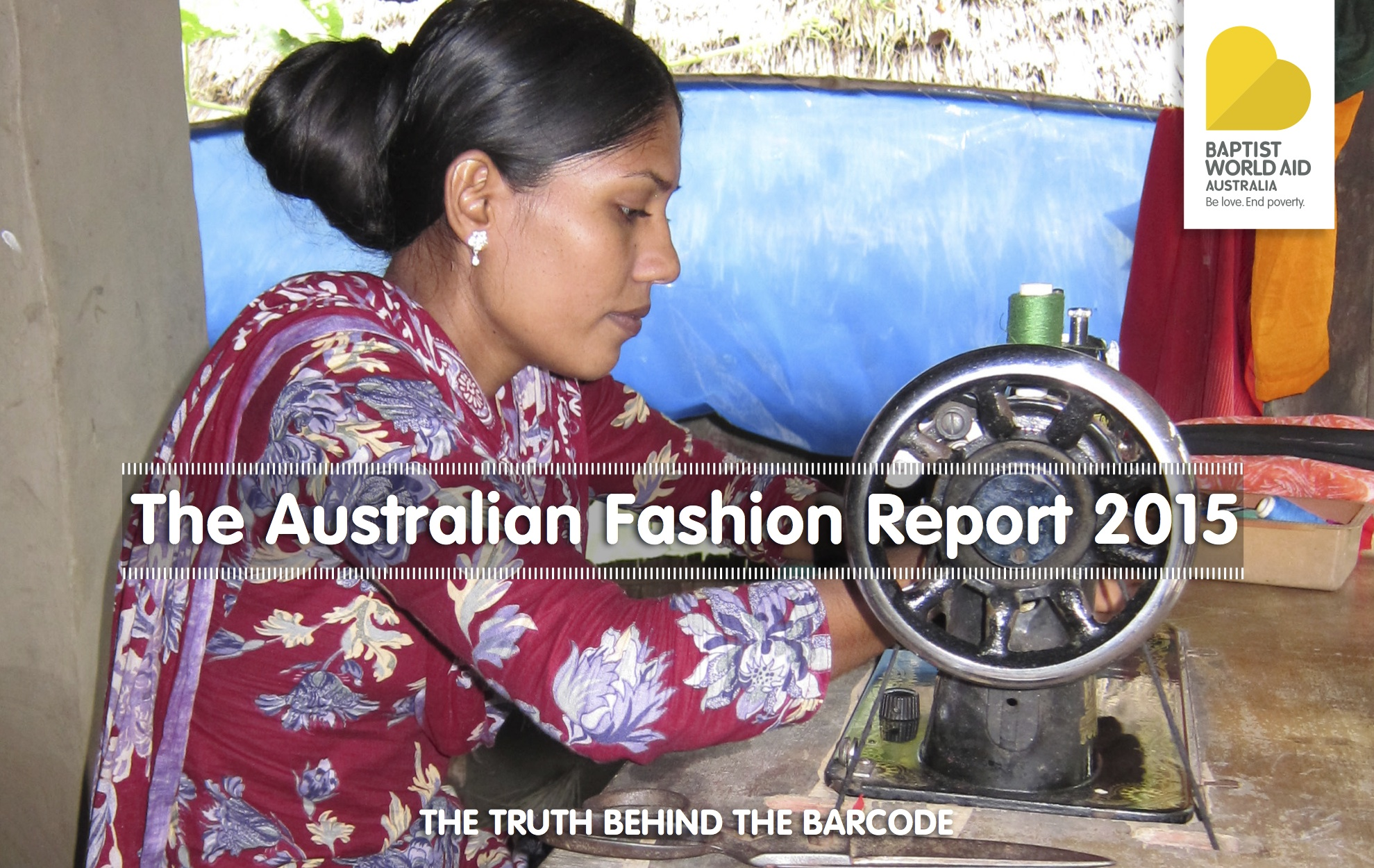 Australian Fashion Report 2015 cover