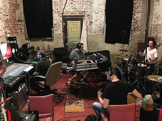 Hitting the studio in Philly, laying down some new tracks for our upcoming album, and getting ready for 2 nights of @Phish afterparty ragers at @SilkCityDiner starting tomorrow night (8/7 + 8/8). The shows are close to selling out so grab your $5 tickets now!! - UPCOMING DATES: • 08.07 - Silk City, Philadelphia PA • 08.08 - Silk City, Philadelphia PA • 08.10 - Wildwoods Music Festival, Croydon NH • 08.11 - Wildwoods Music Festival, Croydon NH • 08.12 - Cosmo Boat Cruise, New York NY • 08.14 - Hodi's Half Note, Fort Collins CO • 08.15 - Cervantes Ballroom, Denver CO • 08.16 - Lazy Dog, Boulder CO - #Livetronica #OrganicLivetronica #Jamtronica #GnomeProject