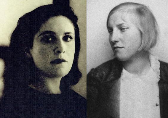 Dora Maar (links) en Marie-Thérèse (rechts)