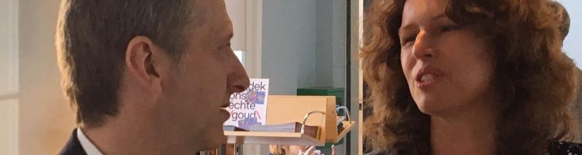 Petra Tool in gesprek met Sam Drukker
