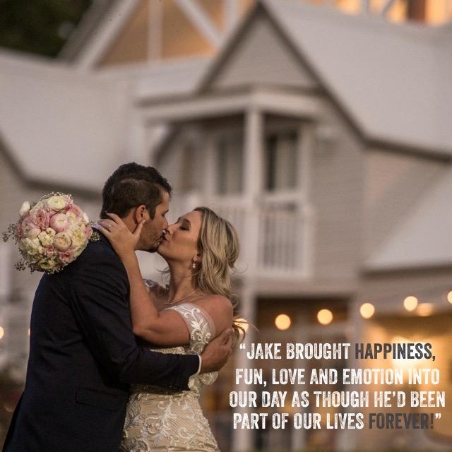 wedding celebrant maleny