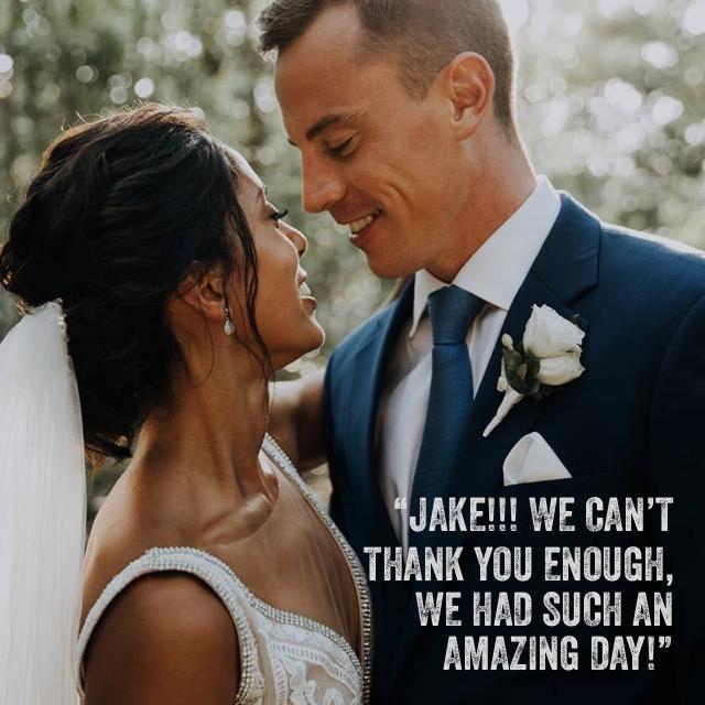 noosa pastor wedding minister