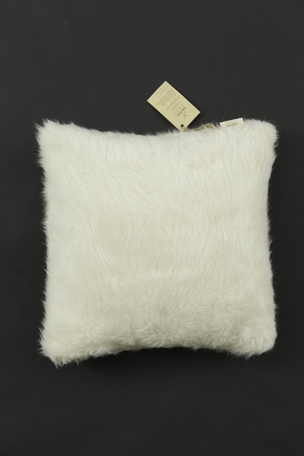 - White Cushion - 40x40 cm - 15,7x15,7 Inch
