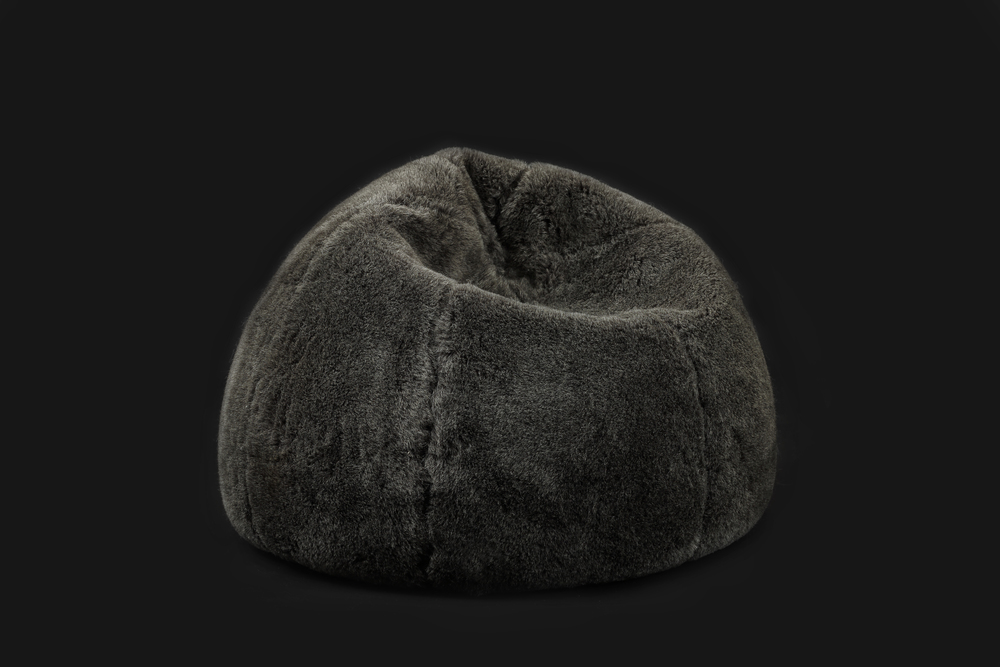 - Bean Bag Short Pile - Anthracite