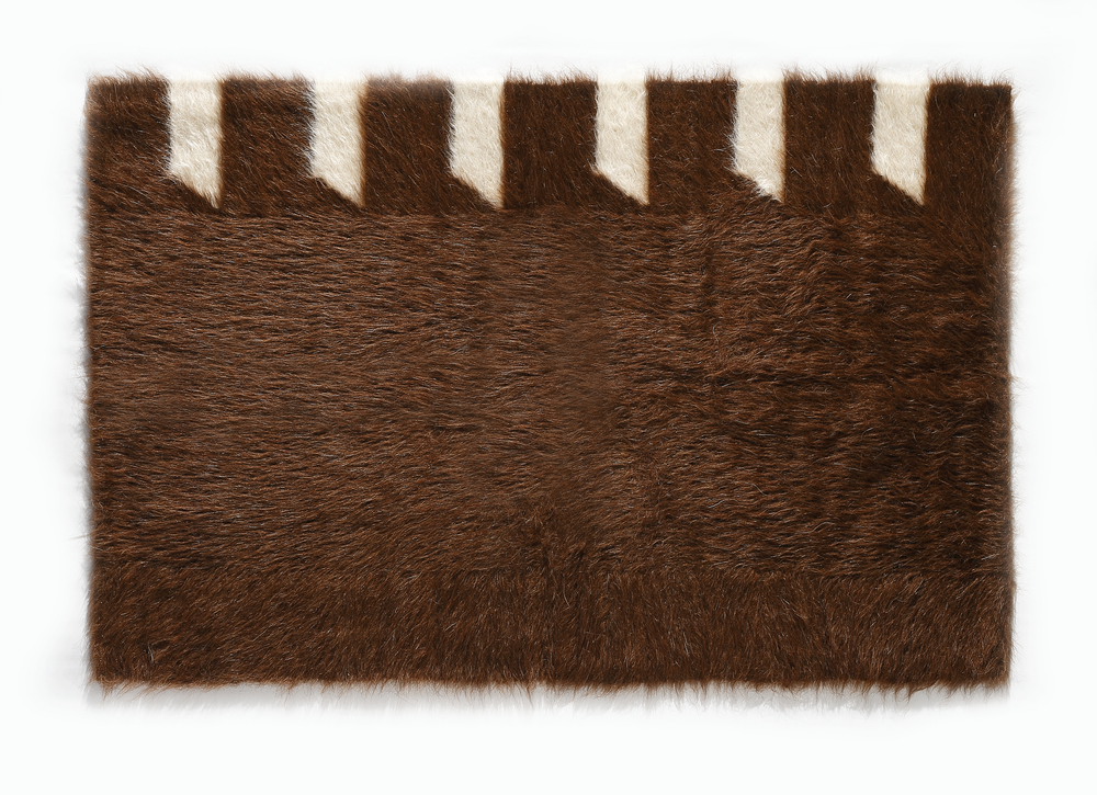 Rug of Mohair of Angora goat - Comb