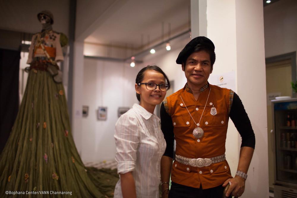 """Flowering Parachute Skirt"" Exhibition"