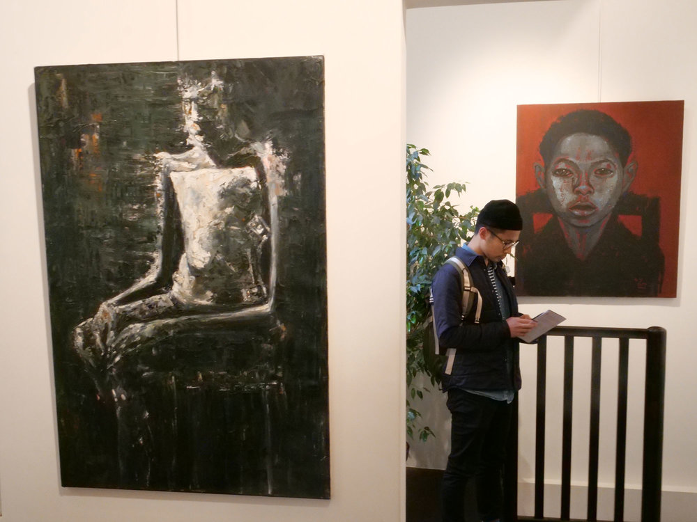 Exhibition: Phare, la lumière des Arts, by Phare Ponleu Selpak