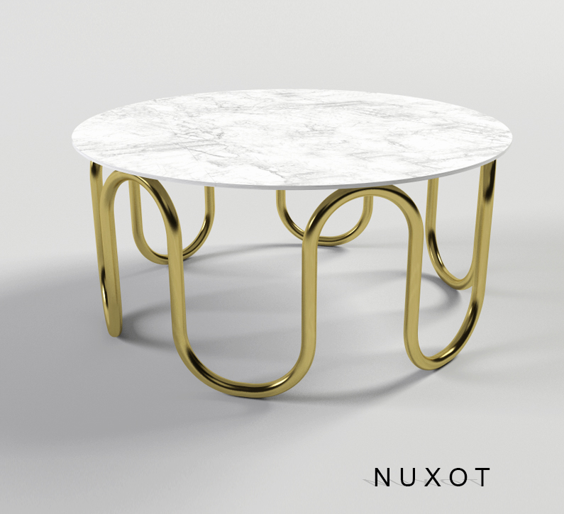 Attractive Tea Table   Jonathan Adler