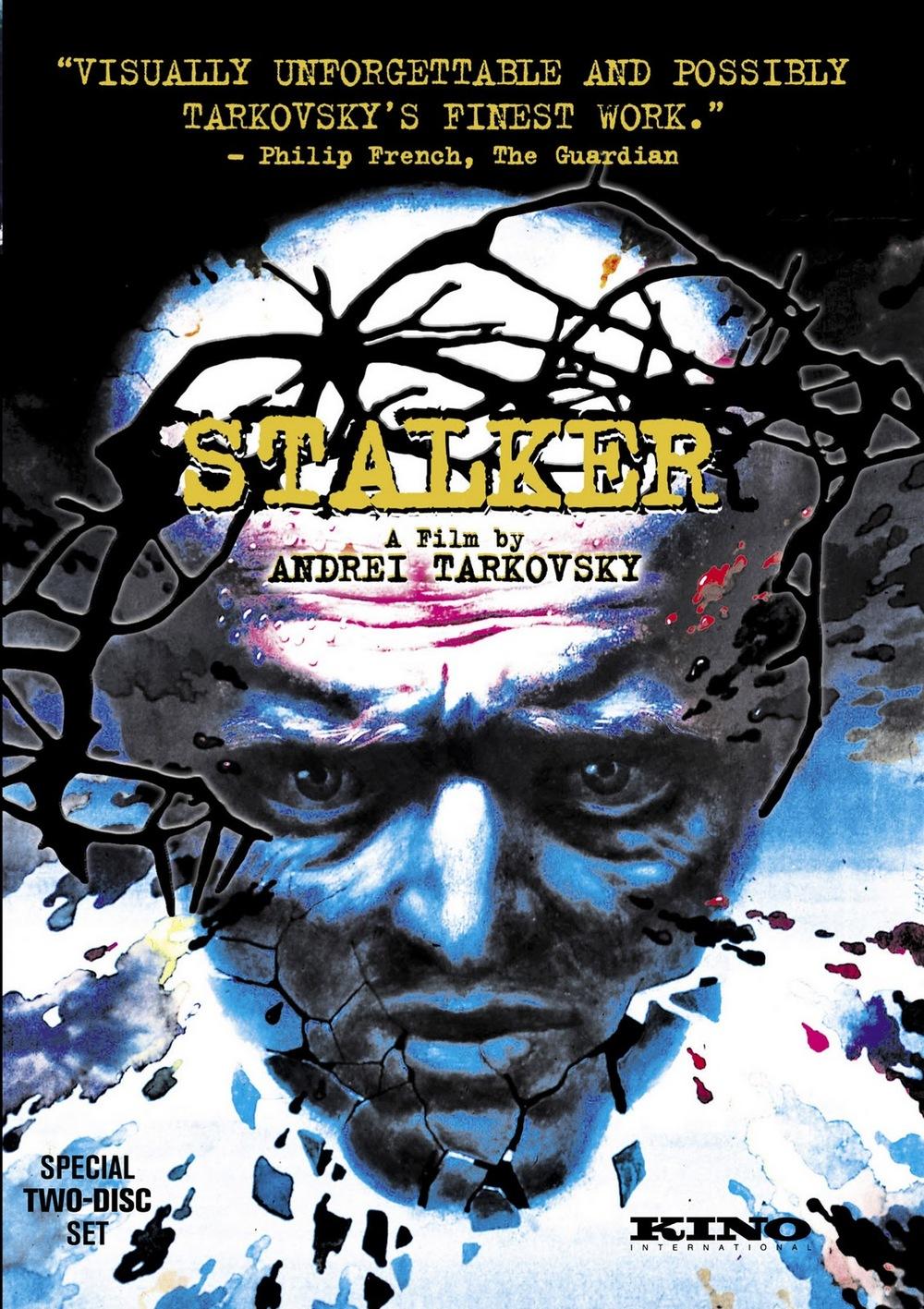 Poster for Andrei Tarkovsky's Stalker