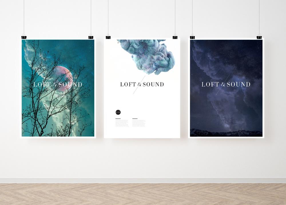 Loft & Sound - Brand
