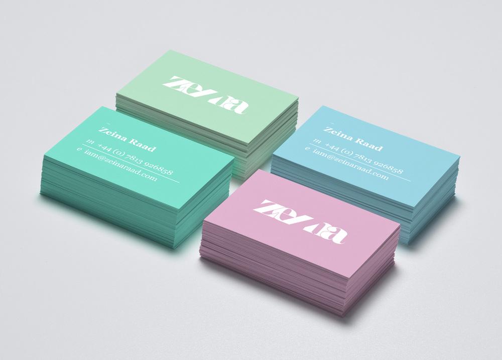 Zeina - Brand / Web