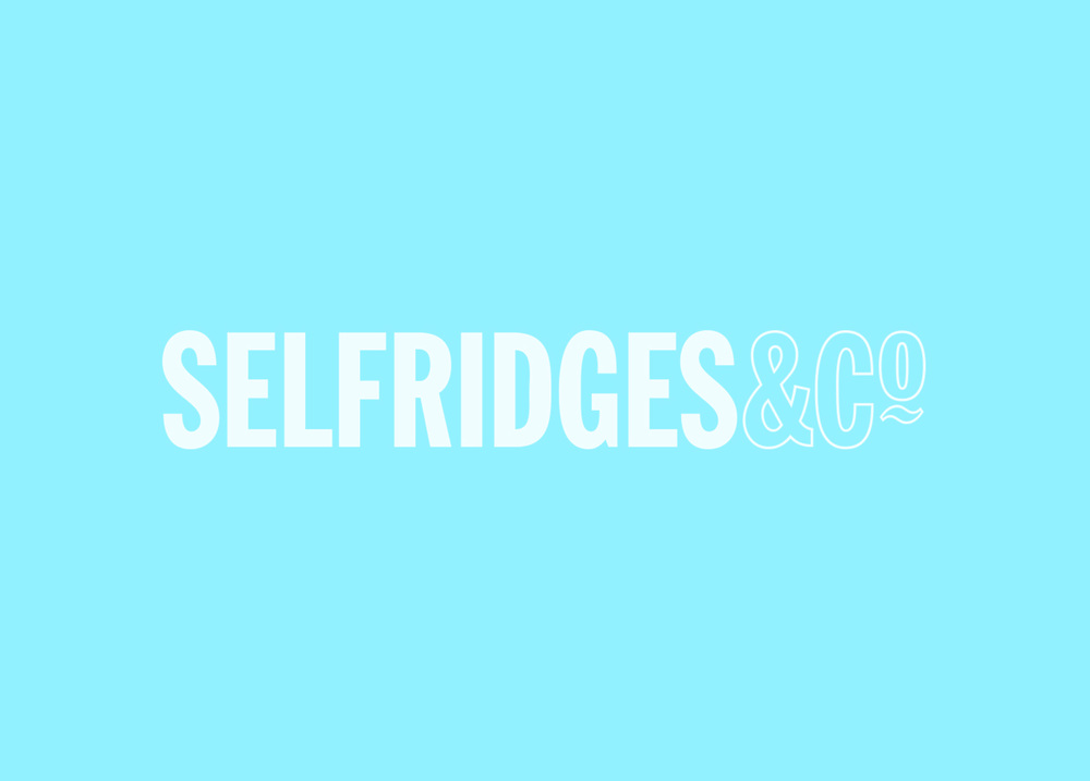Selfridges - Project Ocean / Digital Marketing / Touch Window