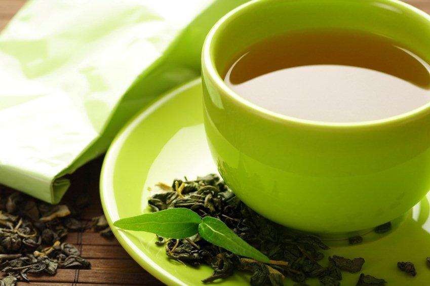Beba chá verde!