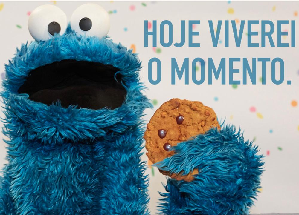 """""""Me love cookies"""""""